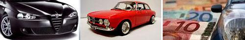 Alfa Romeo verkauf