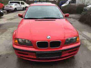 BMW 316 Rot