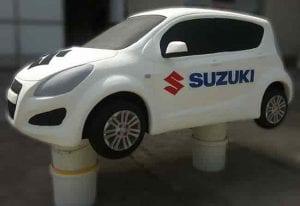 Defekten Suzuki