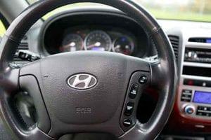 nicht fahrbreit Hyundai