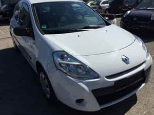 Renault Clio weiss
